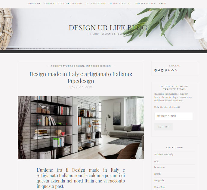 Design ur life blog